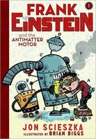 Frank Einstein and the Antimatter Motor Book 1 (Paperback)