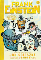 Frank Einstein and the Electro-Finger (Paperback)