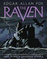 Raven: A Pop-up Book: A Pop-up Book (Hardback)