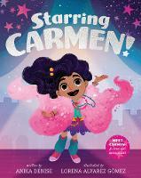 Starring Carmen! (Hardback)