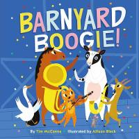 Barnyard Boogie! (Hardback)