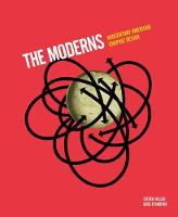 The Moderns: Midcentury American Graphic Design (Hardback)
