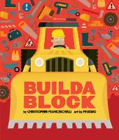 Buildablock (An Abrams Block Book) - An Abrams Block Book (Board book)