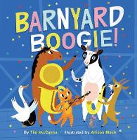 Barnyard Boogie! (Board book)