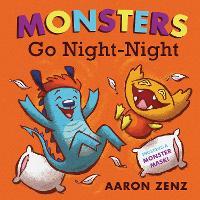 Monsters Go Night-Night (Paperback)