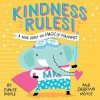 Kindness Rules! (A Hello!Lucky Book) - A Hello!Lucky Book (Hardback)