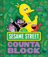 Sesame Street Countablock (An Abrams Block Book)