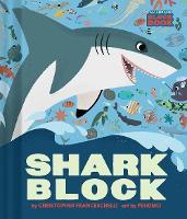 Sharkblock (An Abrams Block Book) - An Abrams Block Book (Board book)
