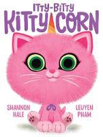 Itty-Bitty Kitty-Corn (Hardback)