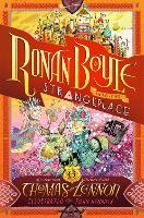 Ronan Boyle Into the Strangeplace (Ronan Boyle #3) - Ronan Boyle (Hardback)