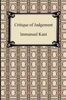 Critique of Judgement (Paperback)
