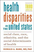 Health Disparities in the United States