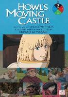 Howl's Moving Castle Film Comic, Vol. 2