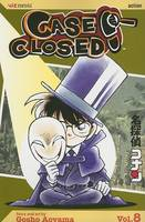Case Closed, Vol. 8 - Case Closed 8 (Paperback)