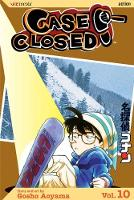 Case Closed, Vol. 10 - Case Closed 10 (Paperback)