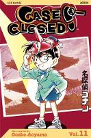 Case Closed, Vol. 11 - Case Closed 11 (Paperback)