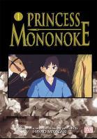 Princess Mononoke Film Comic, Vol. 1 - Princess Mononoke Film Comics 1 (Paperback)