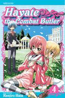 Hayate the Combat Butler, Vol. 3 - HAYATE 3 (Paperback)