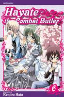 Hayate the Combat Butler, Vol. 6 - HAYATE 6 (Paperback)