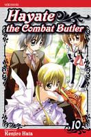 Hayate the Combat Butler, Vol. 10 - HAYATE 10 (Paperback)