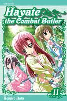 Hayate the Combat Butler, Vol. 11 - HAYATE 11 (Paperback)
