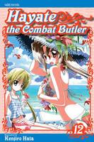 Hayate the Combat Butler, Vol. 12 - HAYATE 12 (Paperback)