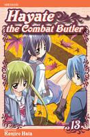 Hayate the Combat Butler, Vol. 13 - HAYATE 13 (Paperback)