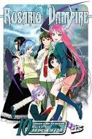 Rosario+Vampire, Vol. 10 - Rosario+Vampire 10 (Paperback)