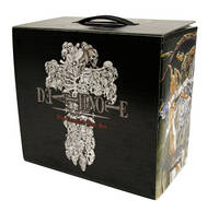 Death Note Complete Box Set: Volumes 1-13 with Premium - Death Note (Paperback)