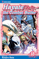 Hayate the Combat Butler, Vol. 15 - HAYATE 15 (Paperback)