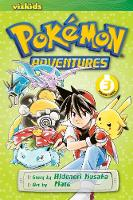 Pokemon Adventures (Red and Blue), Vol. 3 - Pokemon Adventures 3 (Paperback)
