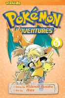 Pokemon Adventures (Red and Blue), Vol. 5 - Pokemon Adventures 5 (Paperback)