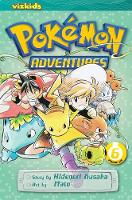 Pokemon Adventures (Red and Blue), Vol. 6 - Pokemon Adventures 6 (Paperback)