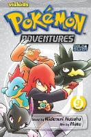 Pokemon Adventures (Gold and Silver), Vol. 9 - Pokemon Adventures 9 (Paperback)