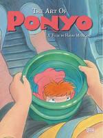 Art of Ponyo (Paperback)