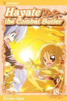 Hayate the Combat Butler, Vol. 18 - HAYATE 18 (Paperback)