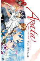Arata: The Legend, Vol. 4 - Arata: The Legend 4 (Paperback)