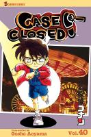Case Closed, Vol. 40 - Case Closed 40 (Paperback)