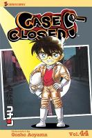 Case Closed, Vol. 44 - Case Closed 44 (Paperback)