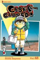 Case Closed, Vol. 45 - Case Closed 45 (Paperback)