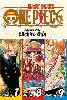 One Piece (Omnibus Edition), Vol. 3: Includes vols. 7, 8 & 9 - One Piece (Omnibus Edition) 3 (Paperback)
