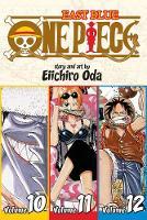 One Piece (Omnibus Edition), Vol. 4: Includes vols. 10, 11 & 12 - One Piece (Omnibus Edition) 4 (Paperback)