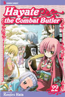 Hayate the Combat Butler, Vol. 22 - HAYATE 22 (Paperback)