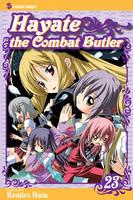 Hayate the Combat Butler, Vol. 23 - HAYATE 23 (Paperback)