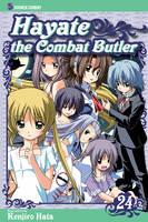 Hayate the Combat Butler, Vol. 24 - HAYATE 24 (Paperback)