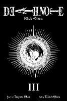 Death Note Black Edition, Vol. 3 - Death Note Black Edition 3 (Paperback)