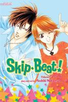 Skip Beat! (3-in-1 Edition), Vol. 2: Includes vols. 4, 5 & 6 - Skip Beat! (3-in-1 Edition) 2 (Paperback)