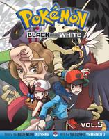 Pokemon Black and White, Vol. 5 - Pokemon 5 (Paperback)