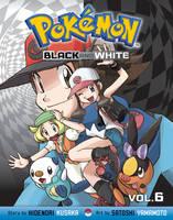 Pokemon Black and White, Vol. 6 - Pokemon 6 (Paperback)