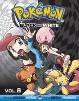 Pokemon Black and White, Vol. 8 - Pokemon 8 (Paperback)